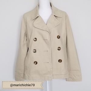 Old Navy Cropped Coat